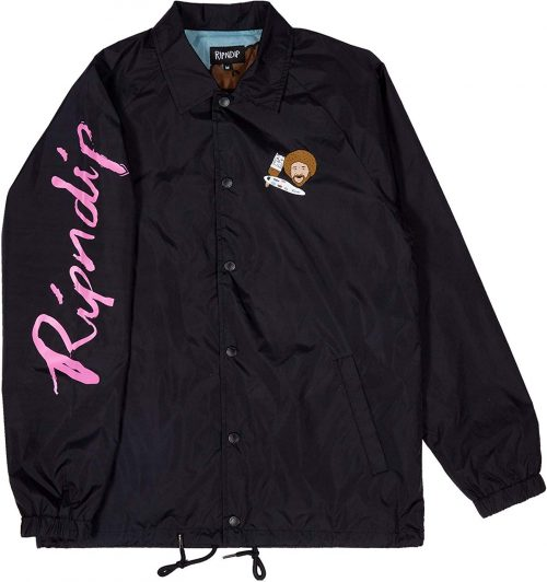 リップンディップ(Ripndip) Beautiful Mountain Coaches Jacket