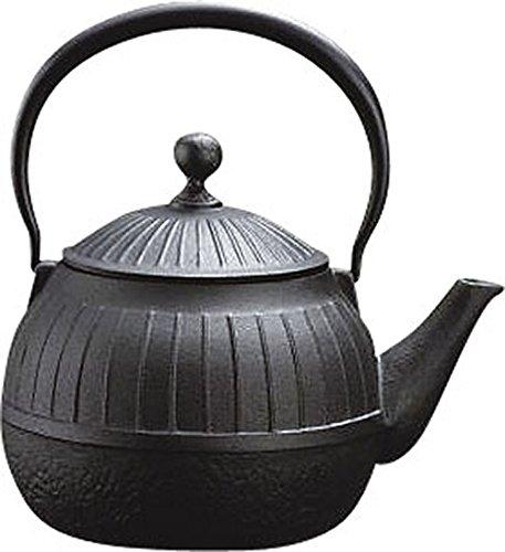及源鋳造(OIGEN) 鉄瓶 千草焼き