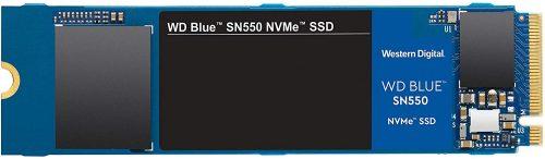 ウエスタンデジタル(WESTERNDIGITAL) WD Blue SN550 NVMe WDS100T2B0C