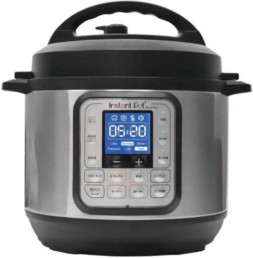 インスタントポット(Instant Pot) Nova Plus Mini