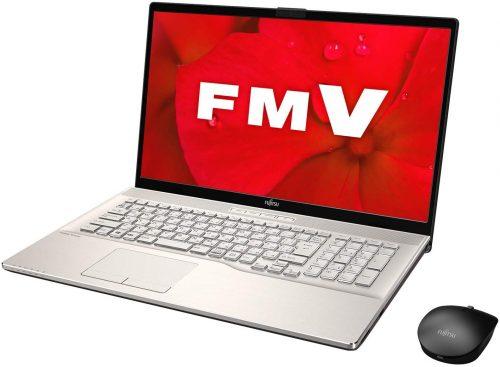 富士通(FUJITSU) ノートパソコン FMV LIFEBOOK NHシリーズ WN1/D2