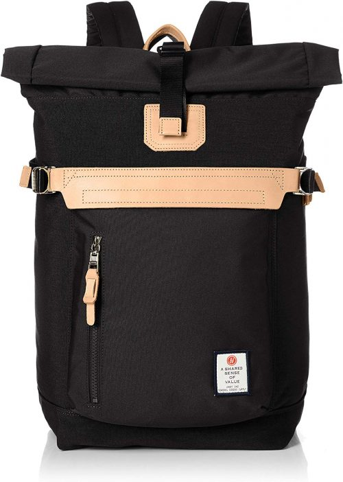 アッソブ(AS2OV) HI DENSITY CORDURA NYLON ROLL BACK PACK 091400