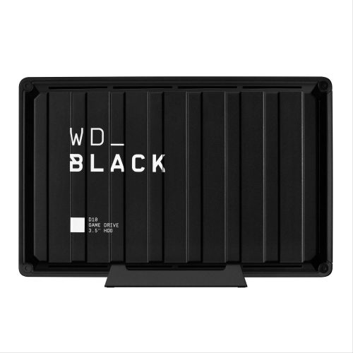 ウエスタンデジタル(WESTERNDIGITAL) WD_BLACK D10 Game Drive WDBA3P0080HBK-NESN
