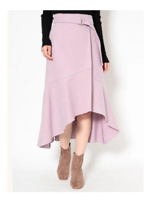 マーキュリーデュオ(MERCURYDUO) ラップマーメイドスカート