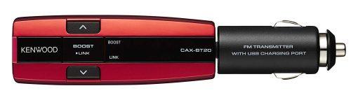 JVCケンウッド(KENWOOD) Bluetooth搭載FMトランスミッター CAX-BT20