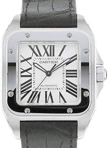 カルティエ(Cartier) サントス 100 LM W20073X8