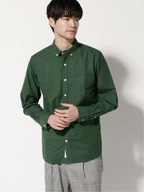 グローバルワーク(GLOBAL WORK) OXフォードB.Dシャツ