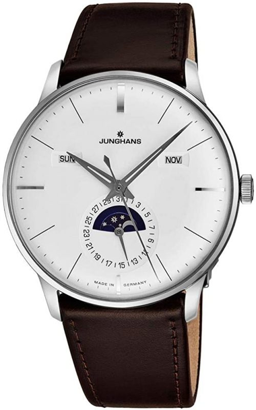 ユンハンス(JUNGHANS) メンズ腕時計 マイスター 027/4200.01