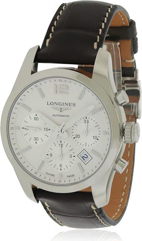 ロンジン(LONGINES) メンズ腕時計 コンクエストクラシック L2.786.4.76.3