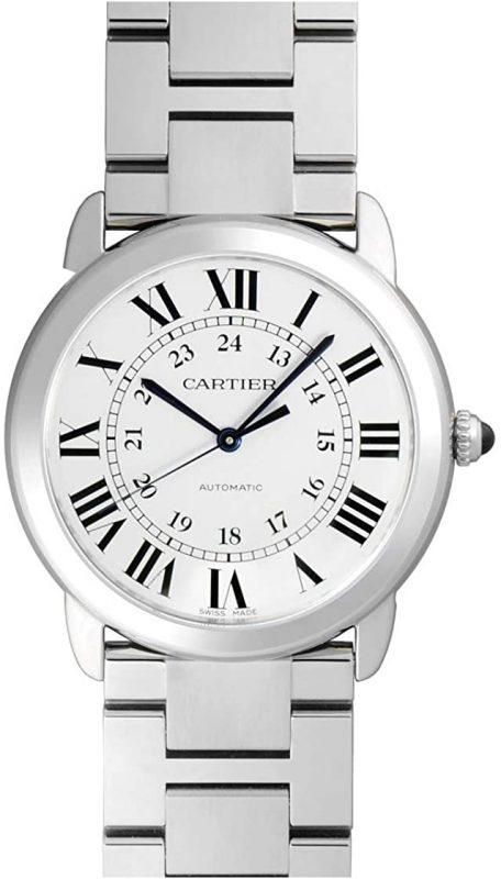 カルティエ(Cartier) メンズ腕時計 ロンド ソロ ドゥ カルティエ WSRN0012