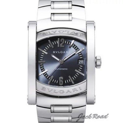 ブルガリ(BVLGARI) メンズ腕時計 アショーマ AA44C14SSD