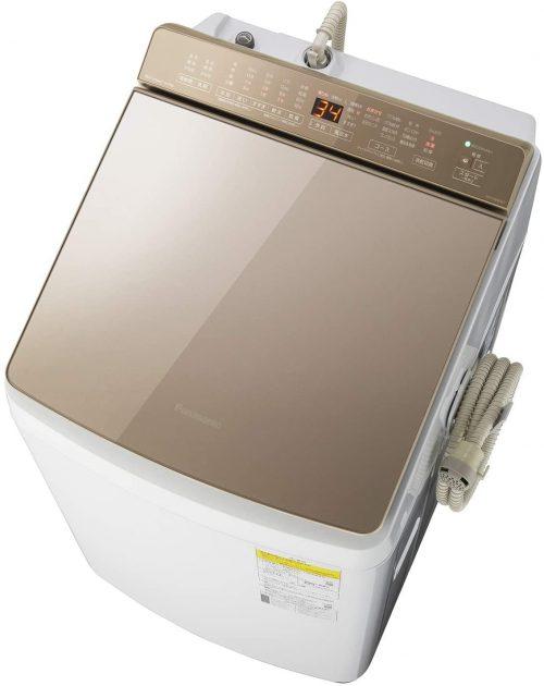 パナソニック(Panasonic) インバーター洗濯乾燥機 NA-FW90K7