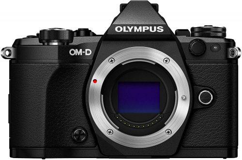 オリンパス(OLYMPUS) ミラーレス一眼カメラ OM-D E-M5 Mark II