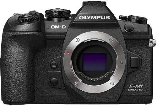 オリンパス(OLYMPUS) ミラーレス一眼カメラ OM-D E-M1 Mark III