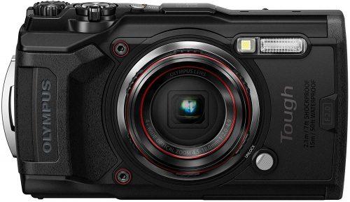オリンパス(OLYMPUS) コンパクトデジタルカメラ Tough TG-6