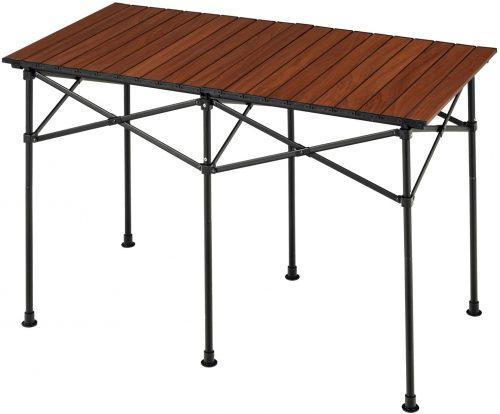 バンドック(BUNDOK) ロールテーブル BD-193WB