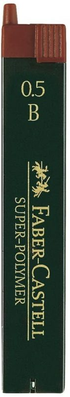 ファーバーカステル スーパーポリマー 0.5mm B #120501