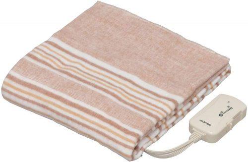 アイリスオーヤマ(IRIS OHYAMA) 電気敷き毛布 EHB-1408-T