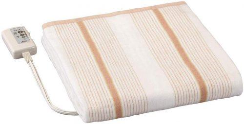 広電(KODEN) 電気掛け敷き毛布 VWK551-B
