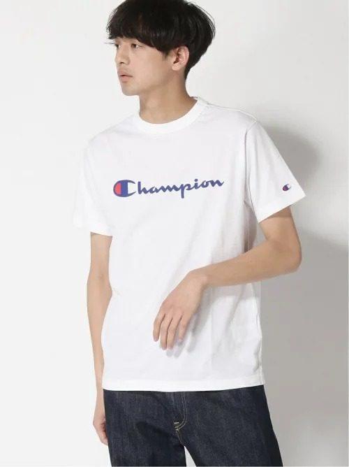 チャンピオン(Champion) チャンピオンロゴTシャツ