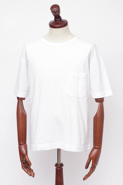 スリードッツ(three dots) ルーズフィットポケットTシャツ bo196my