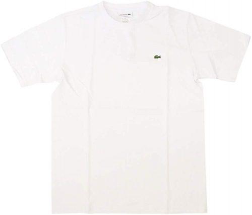 ラコステ(LACOSTE) 鹿の子クルーネックTシャツ
