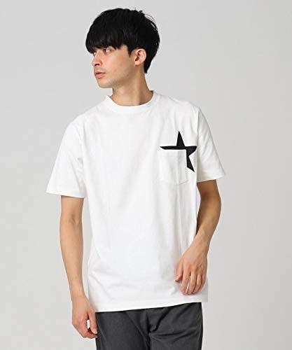 ティーケータケオキクチ(tk.TAKEO KIKUCHI) USAコットンスターポケットTシャツ
