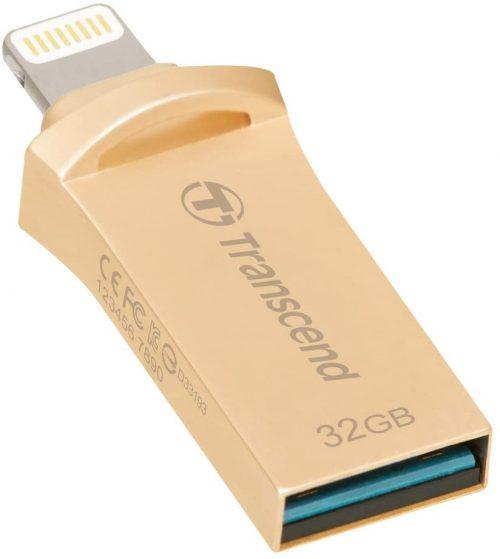 トランセンド(Transcend) USBメモリ 32GB TS32GJDG500G