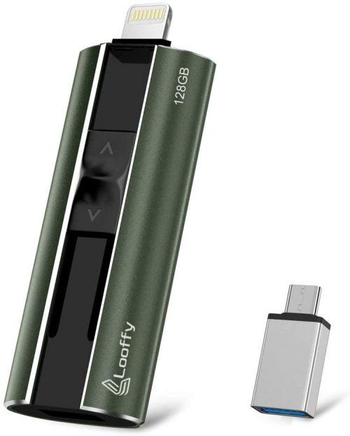 Sampson USBメモリ 128GB