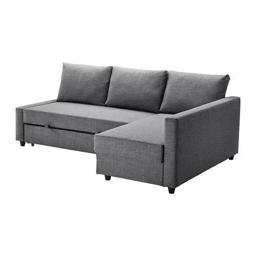イケア(IKEA)フリーヘーテン コーナーソファベッド