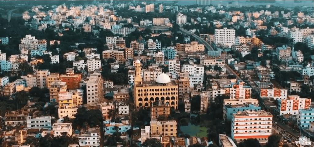 Brahmanbaria city now