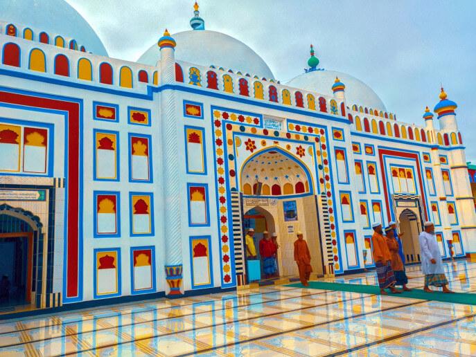 Arifail Mosque Brahmanbaria