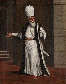 Janissary Agha- the head of Janissary force