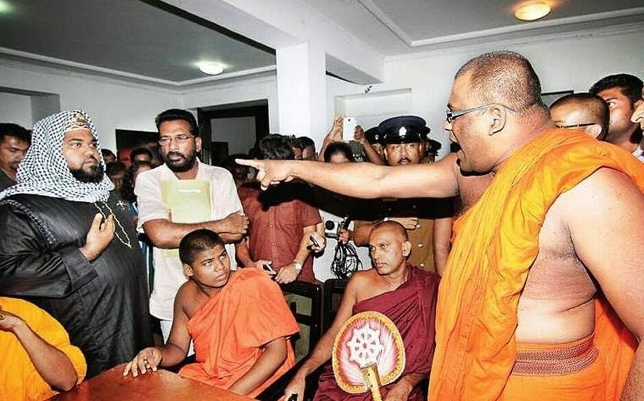 Sri Lanka muslim issues
