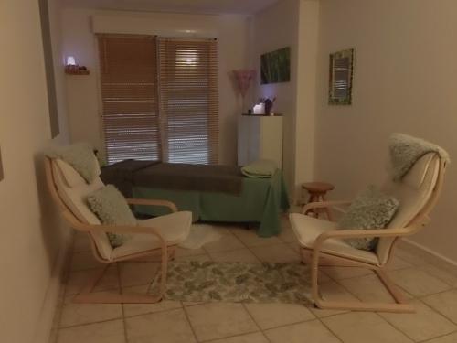 Sakina Massages sur Aix Les Bains, à l'espace Aurore
