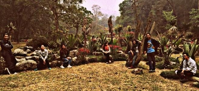 The pop album cover shoot