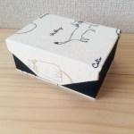 シンプル猫さんのカードボックス/UNOが入るカードボックス販売します