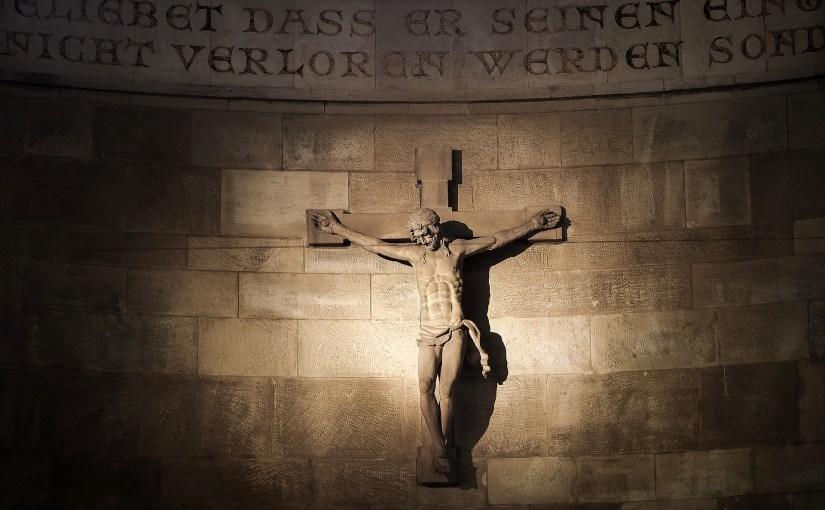 Krusifikset og det tomme korset