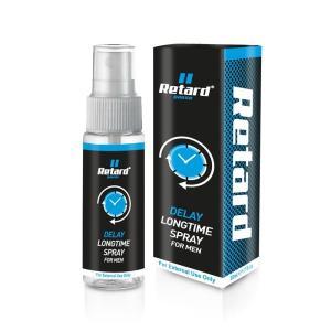 RETARD Delay Spray Erkeklere Özel Longtime Sprey 30 ml