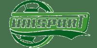 Unisport Logo Saksespark