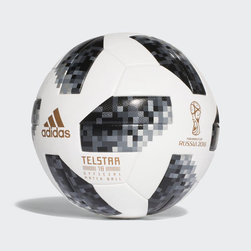 adidas præsenterer VM-bolden Telstar 18 2