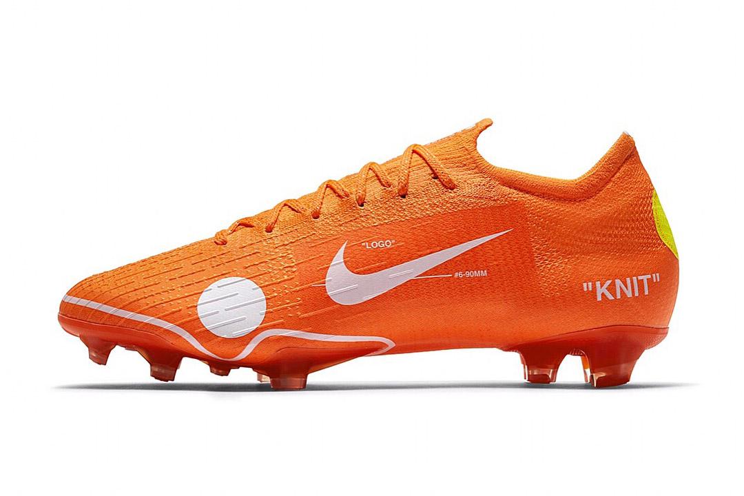Nike x OFF WHITE indgår samarbejde om fodboldstøvler