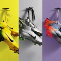 Nike lancerer fem ikoniske Mercurial VM-støvler