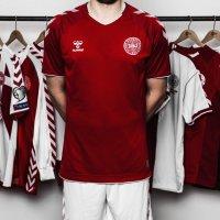 Danmark er klar til VM med nye Hummel trøjer