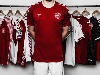 Danmark er klar til VM med nye Hummel trøjer 9