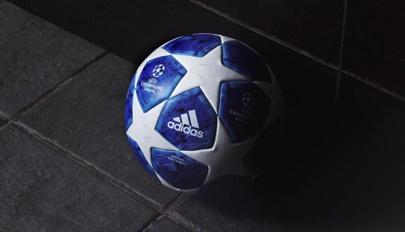 adidas løfter sløret for 2018/19 Champions League kampbold 1