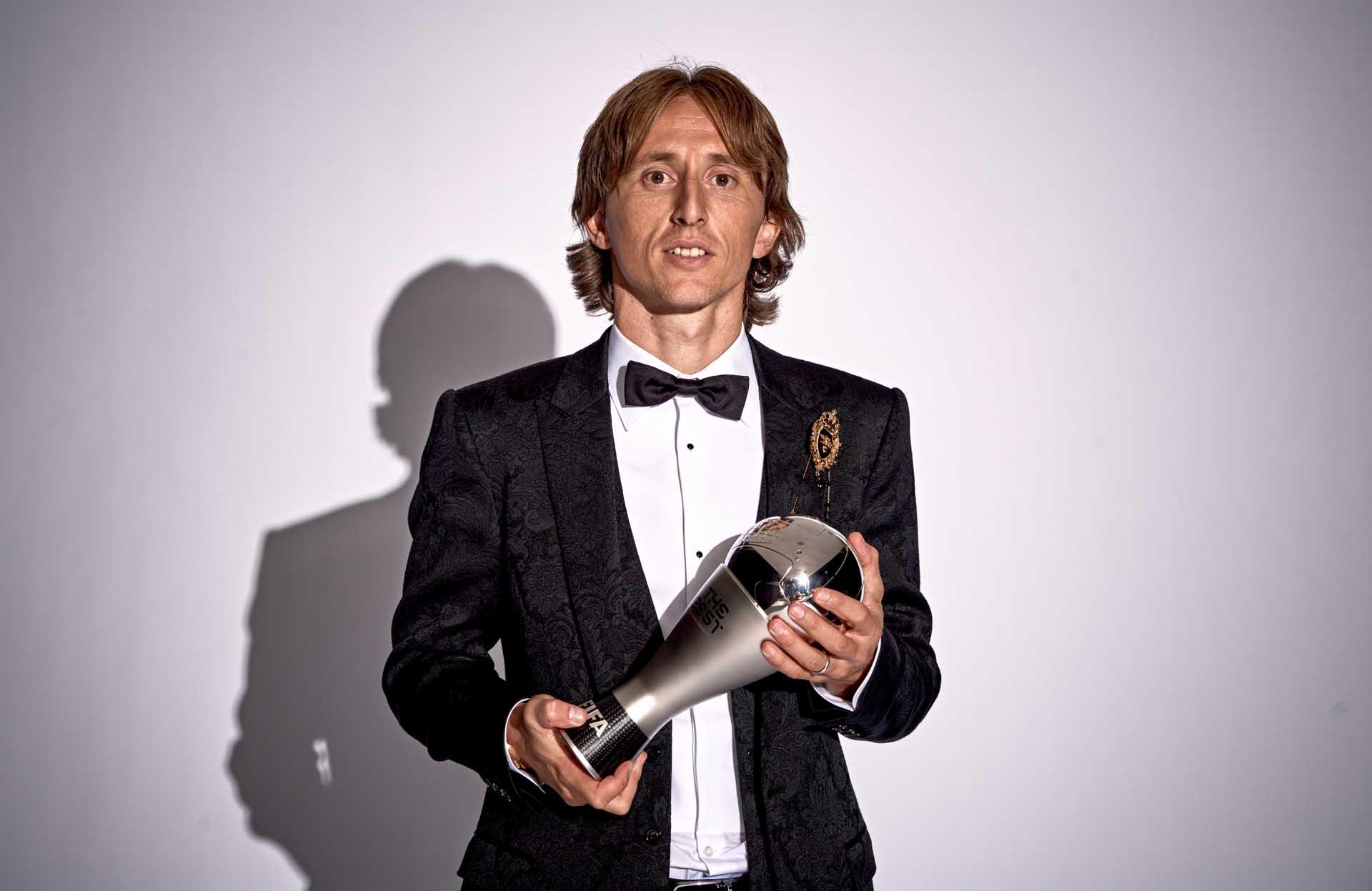 Nike præsenterer Speciel Edition Mercurial Vapor til Luka Modric 2