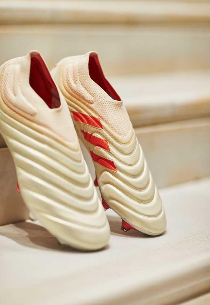 Mød den nye adidas Copa 19+ │ Den moderne læderstøvle 1