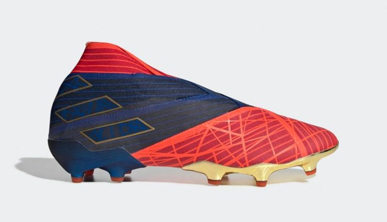 "adidas Nemeziz 19+ ""Spider-Man"" 7"
