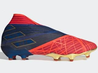 "adidas Nemeziz 19+ ""Spider-Man"" 10"